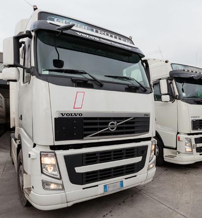 Truck Volvo Vuerre Trasporti